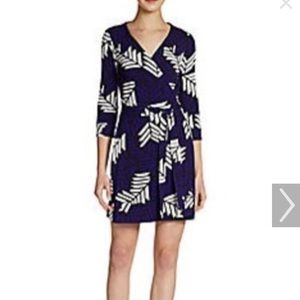 New with tags, Diane Von Furstenberg wrap dress